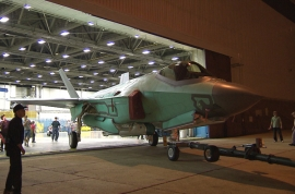 Kigurult az első holland légierőnek készülő F–35 Lightning II-es