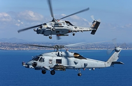 Dánia is a Sikorsky MH–60R SEAHAWK helikoptert választotta