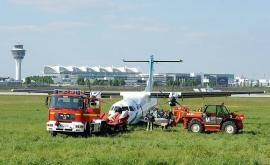 ATR 72-es kényszerleszállása Münchenben