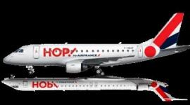 HOP! - az Air France csoport vadonatúj légitársasága