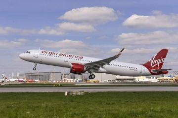 Átadta az Airbus az első elkészült A321neo-t