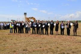 Megkezdődött az Airbus amerikai összeszerelőüzemének építése
