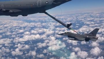 Végrehajtották az első teljesen automatikus légi tankolást egy Airbus A310MRTT-vel