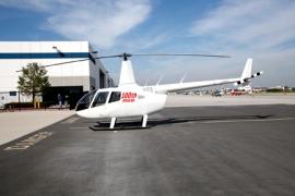 Elkészült az 100. Robinson R66-os helikopter