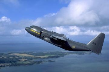 2030-ig biztos, hogy szolgálatban maradnak a svéd légierő C–130-as Herculesei