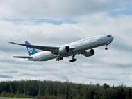 Új Boeing B 777-es változat a láthatáron