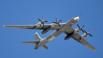Videófelvételt tettek közzé az orosz harci gépek alaszkai repüléséről