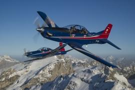 Minden idők legsikeresebb évét zárta tavaly a svájci Pilatus repülőgépgyár