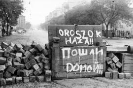 1956 – szovjet légideszant hadosztályok Magyarországon