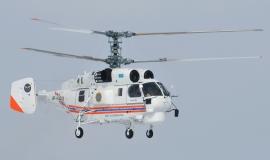 Megkapta az ausztrál légialkalmassági bizonyítványát a Ka–32A11BC helikopter