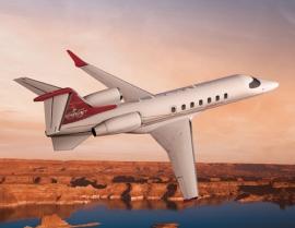 Készül az új Learjet 85-ös