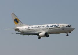 Leállhat az Aerosvit ukrán légitársaság?
