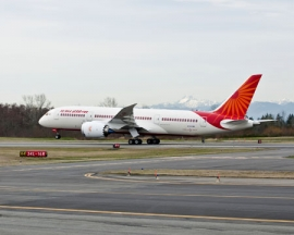 Indiában landolt a B 787-es Dreamliner