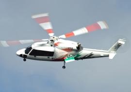 Négy Sikorsky S-76D kutató-mentő helikoptert kap a japán parti őrség