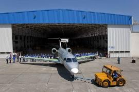 Kigurult az új Embraer Legacy 500-as