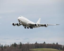 Átadták az első új Boeing B 747-8 Intertcontinentalt