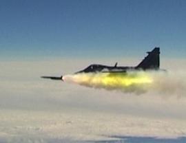 Először indított Meteor rakétát a Gripen