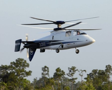 Sikorsky X2 Technology Demonstrator - A jövő megérkezett