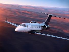 Az Embraer Phenom 300-asból adták át a legtöbbet immár második éve