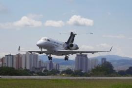 Sikeres volt az Embraer Legacy 500-as szűzfelszállása