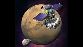 Az amerikaiak már temetik az orosz Phobos-expedíciót