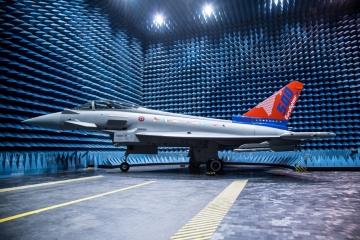 Átadták az 500. Eurofighter vadászgépet