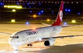 Újabb Turkish Airlines desztináció Dél-Amerikában