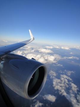 Az első felszállás az új A320neo-val