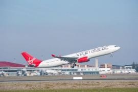 Elindítja első belföldi járatát Angliában a Virgin Atlantic