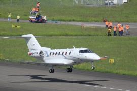 Végrehajtotta a szűzfelszállását a Pilatus PC–24-es, az első svájci business jet