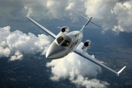 Megkapta az ideiglenese légialkalmassági bizonyítványát az új HondaJet