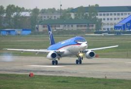 Túl a 100 ezer repült órán a Szuhoj SSJ100-as típus