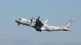 Winglet került az Airbus Military C295-ös katonai szállítógépének szárnyaira