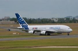 Repedések az A380-as szárnyában