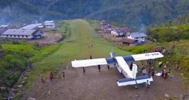 A világ legrövidebb kereskedelmi légi járata