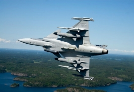 A Saab ismételten a Gripen rendszerhez kapcsolódó megrendelést kapott az FMV-től