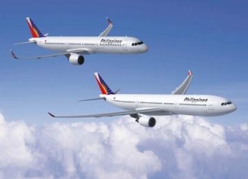 A Philippine Airlines nagy megrendelése