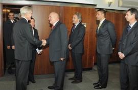 Hende Csaba a katonai együttműködésről tárgyalt az amerikai haditengerészeti miniszterrel