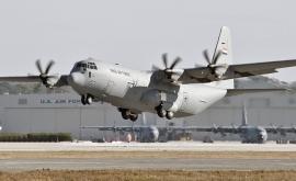 Átvette az Iraki Légierő az első C–130J Super Hercules szállítógépét