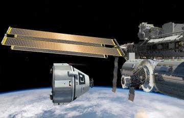 A Boeing űrhajója szállítja az amerikai űrhajósókat a jövőben az ISS-re