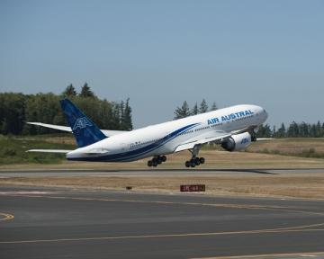 330 perces ETOPS a B 777-esnek