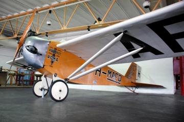 Földi űrutazás és repülés a  Repüléstörténeti és Űrhajózási Kiállításban