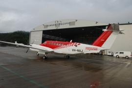 Öt új King Air 350-est kaptak az ausztrál repülő doktorok