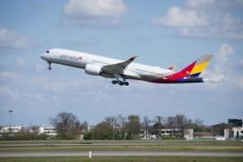 Átvette az Asiana Airlines az első A350XWB-jét
