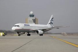 Budapest-Athén, új járat az Aegean Airlines színeiben