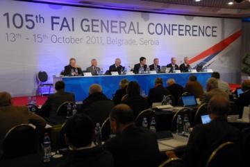 A 105. FAI-konferencia