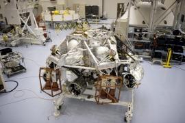 Indul a NASA új Mars rovere - A Curiosity