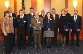 Átadták a 2015. évi Magyar Polgári Repülésért Érdemérmeket