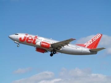 Közvetlenül Közép-Angliába a Jet2.com járatán