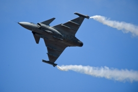 A Saab új megrendelést kapott a Gripenek támogatására és karbantartására